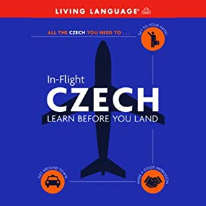 In-Flight Czech Audiobook