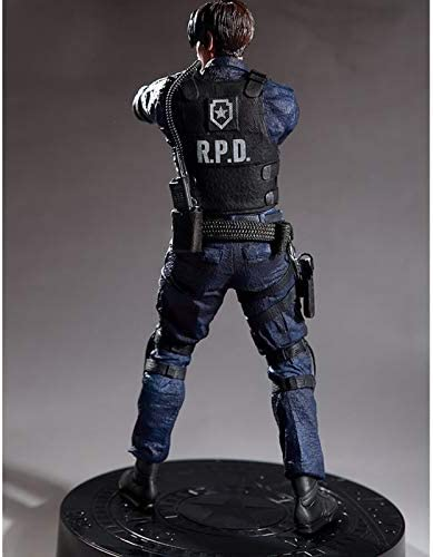 Resident Evil Lyon-figuur, Resident Evil limited edition, 1/6 Lyon Scott Kennedy