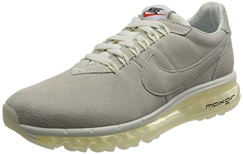 Nike Men's Air Max LD-Zero Leather Running/Training Shoes Sneakers Size: 12 (12, Sail/Sail-Black)