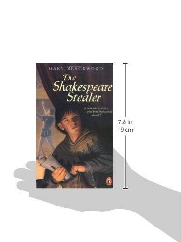 The Shakespeare Stealer Questions and Answers