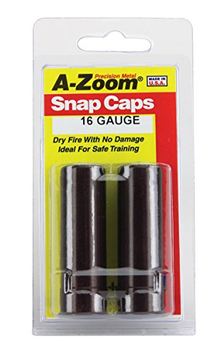 (A-Zoom 2-Pack Precision Snap Caps fits 16 Gauge)