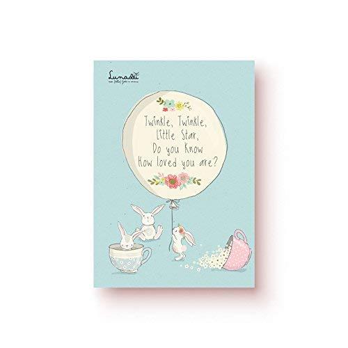 Tarjeta de Felicitación con sobre   Ideal Nacimiento o ...