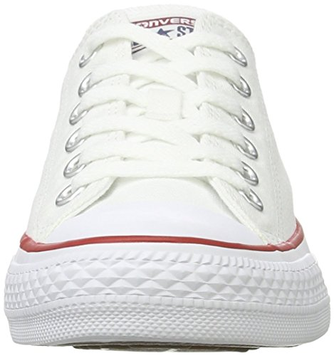 Can Hi AS Erwachsene White Unisex 1J793 Sneaker Bianco charcoal Optical Converse 76A5Ewdq7