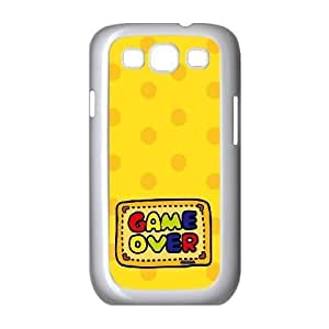 Custom Colorful Case for Samsung Galaxy S3 I9300, Game Over Cover Case - HL-511351 Kimberly Kurzendoerfer