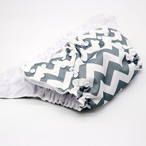 MABOJ Cloth Diaper Inserts 4 Layers
