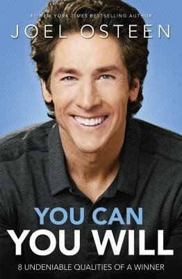BY Osteen, Joel ( Author ) [{ You Can, You Will: 8 for sale  Delivered anywhere in USA