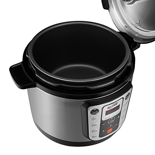 Housmile 6 Qt 8-in-1 Multi-Use Programmable Pressure Cooker, Slow Cooker, Rice Cooker, Sauté, Steamer, and Warmer by Housmile (Image #1)