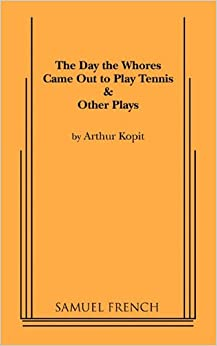 Book The Day the Whores Came Out to Play Tennis