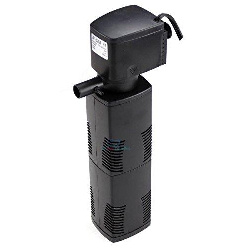 (Aquarium Internal Powerhead Filter Multi-Function Pump 100 Gal Fish Tank 420 GPH)
