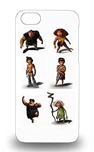5c Awesome 3D PC Case Cover Compatible With Iphone 5c Dream Works The Croods ( Custom Picture iPhone 6, iPhone 6 PLUS, iPhone 5, iPhone 5S, iPhone 5C, iPhone 4, iPhone 4S,Galaxy S6,Galaxy S5,Galaxy S4,Galaxy S3,Note 3,iPad Mini-Mini 2,iPad Air )