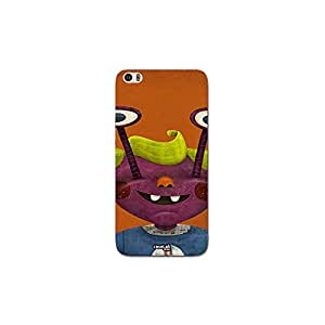 FUNDA CARCASA MONSTERKID PARA XIAOMI MI NOTE