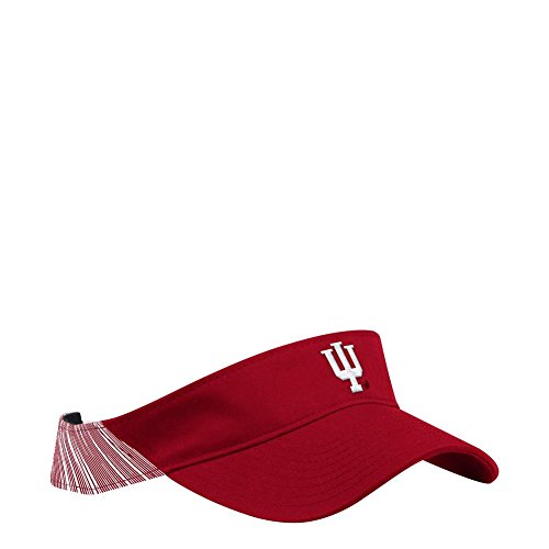 finest selection 7f3f9 c4677 adidas Indiana University Hoosiers Visor Coach s Sideline Visor