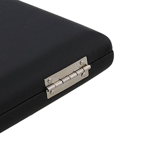 Surfing Clarinet Saxophone Reed Case for 6 Reeds Woodwind Accessories Internal Glass Pane Black by Surfing (Image #5)'
