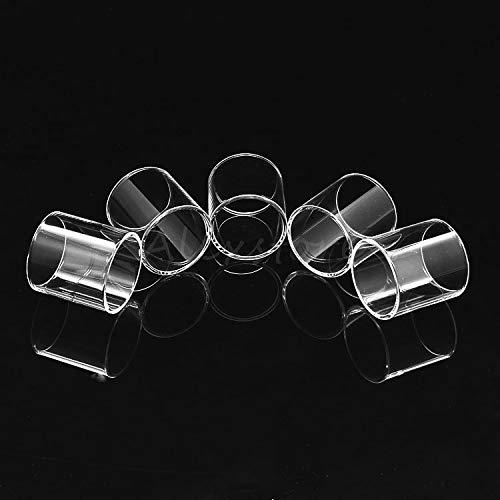 Denghui-ec 5PCS reemplazo Tubo Transparente Cristal Apto for ...