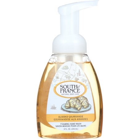 South of France Hand Soap - Foaming - Almond Gourmande - 8 oz