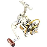 Topixdeals Ball Bearing Saltwater/ Freshwater Fishing...