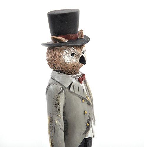 Fiesta Standing Owl - 26cm Dapper Animals