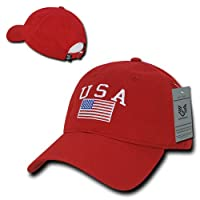 Rapiddominance Polo Style USA Cap