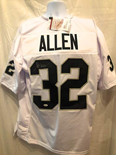 the best attitude 89e51 2629a official store authentic marcus allen throwback jersey ...