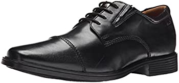 Clarks Tilden Cap Oxford Men's Leather Shoe