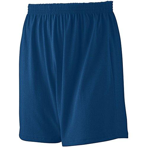 - Augusta Sportswear Boys' Jersey Knit Short S Navy