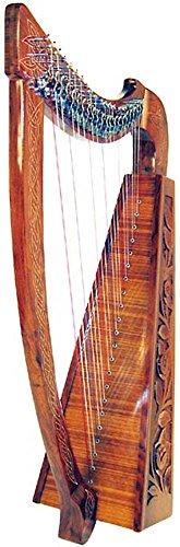 Glenluce FIDDLEWOOD 22 Saite Harfe