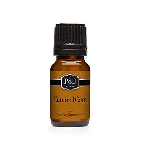 Caramel Corn Fragrance Oil - Premium Grade Scented Oil - 10ml