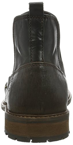 Bullboxer 710k45551a - Botas chelsea Hombre Schwarz (ARBD)