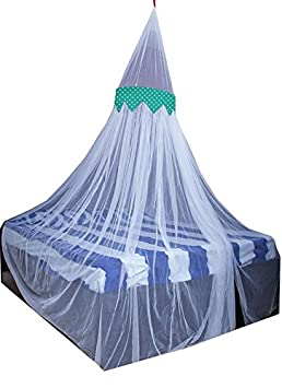 Creative Textiles Latest Design Foldable Hanging Polyester Mosquito Net CTMNGD2610171_1_Double