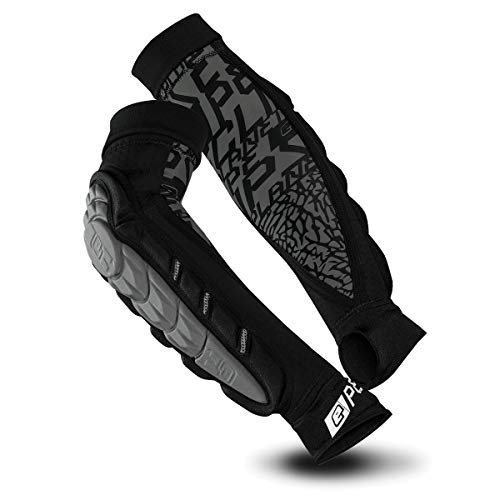 Planet Eclipse Overload HD Core Elbow Pads - Fantm Shade - Large