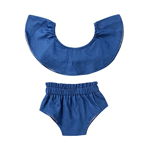 2017-baby-girls-blue-off-shoulder-tube-top-shorts-2-pcs-outfits-sets-baby-girl-clothes-12-18-months-