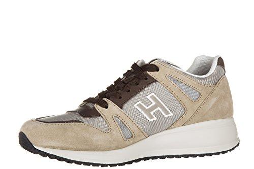 Hogan zapatos zapatillas de deporte hombres en ante nuevo interactive sportivo h