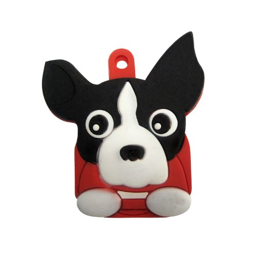 Love Your Breed Key Cover, Boston Terrier