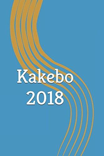 Kakebo 2018: Con grilla de anotaciones mensuales (Spanish Edition) [Francesca Capelli] (Tapa Blanda)