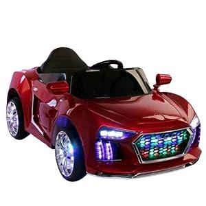 Brunte Big Sedan Kids Battery...