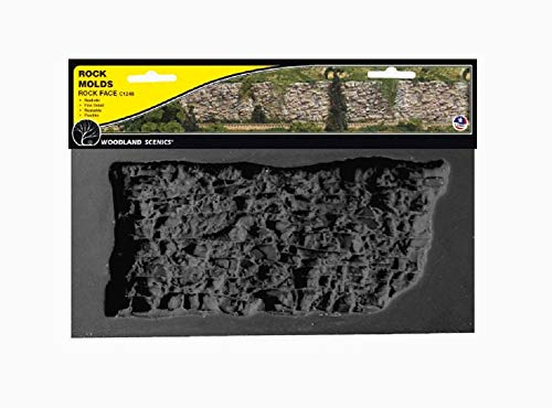 WOODLAND SCENICS C1248 Rock Mold Rock - Woodland Rock Mold Scenics