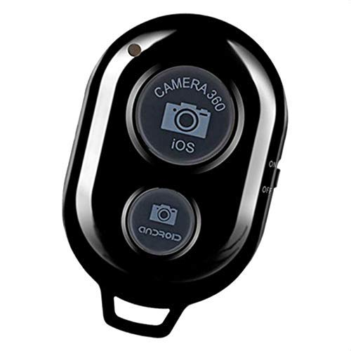 Kit Treppiede Snodato Universale, Per Smartphone, Cellulari, Videocamere, Action Camera, Telecomando Bluetooth per selfie, Adatto Come Controller Samsung, Iphone, Android, Altre Marche