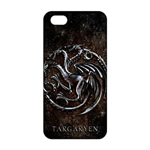 CCCM Targaryen 3D Phone Case for Iphone 5S