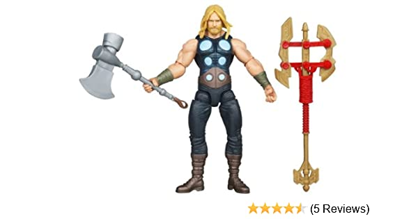 Amazon Com The Avengers 2012 Comic Series Battle Hammer Thor 4 Inch