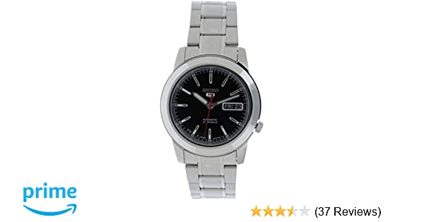 bbb8c4e3937f Amazon.com  SEIKO 5 Automatic Watch Made in Japan SNKE53J1  Watches