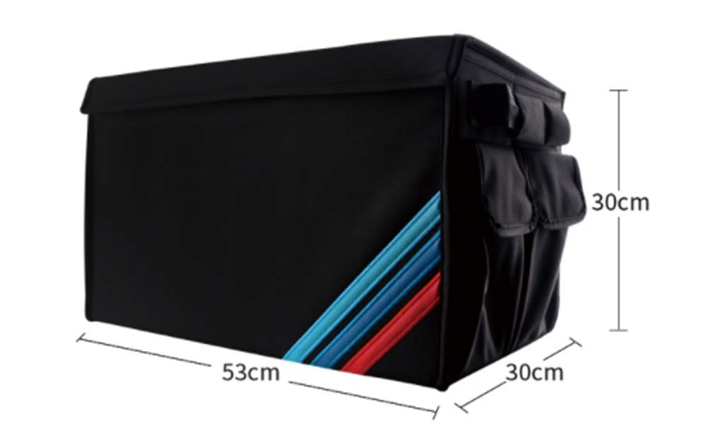 WPQW - car Storage Box Storage Box Car Storage Box Car Trunk Storage Box Folding Folding Glove Box - 8971 by WPQW (Image #5)