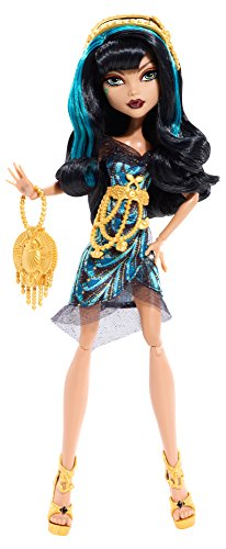 Monster High Frights, Camera, Action! Black Carpet Cleo de Nile Doll ()