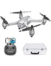 Potensic Drone GPS FPV avec Moteur Non-brossé Version améliorée 1080P Caméra Grand Angle Réglable , Fonction de RTH et l'altitude de Suspension, Fonction de Positionnement GPS/ Mode Suivez-Moi