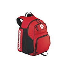 DeMarini Aftermath Backpack - Scarlet