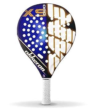 Desconocido Pala de Padel Akkeron Oro R X9: Amazon.es: Deportes y aire libre