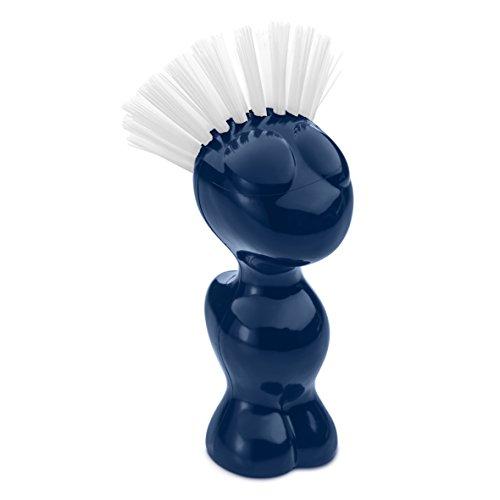 Koziol 5029585 Tweetie Vegetable Brush, One Size, velvet blue by Koziol (Image #1)