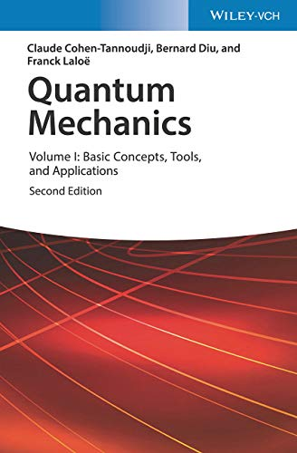 quantum mechanics cohen-tannoudji buyer's guide for 2020