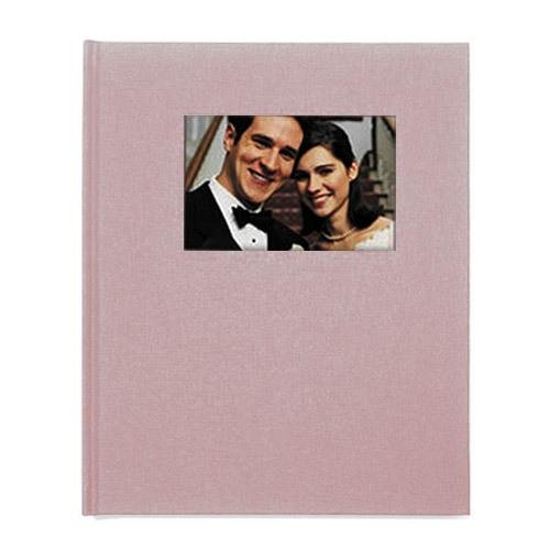 Baby Pink Instant Photo Guest Book Holds 30 Photos By Adesso Albums
