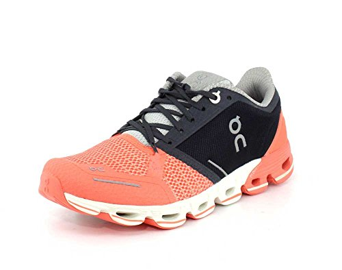 On Running Cloudflow woman grau Rosa