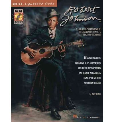 [(Robert Johnson)] [Author: David Rubin] published on (December, 2000) PDF